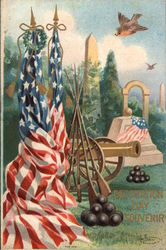 American Decoration Day Souvenir