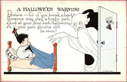 A Halloween Warning