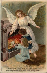 O, blessed Angel, with Thy Loving Care