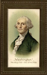 Washington Feb. 22d, 1732 - Dec. 17th, 1799