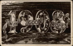 1908 with Good Wishes