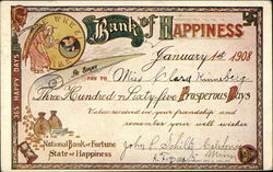 Bank of Happiness