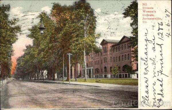 Illinois Women's College Jacksonville