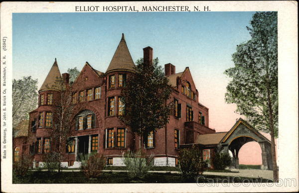 Elliot Hospital Manchester New Hampshire