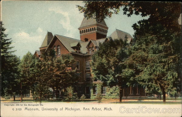 Museum, University of Michigan Ann Arbor