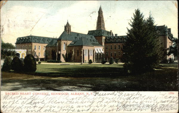 Sacred Heart Convent, Kenwood Albany New York