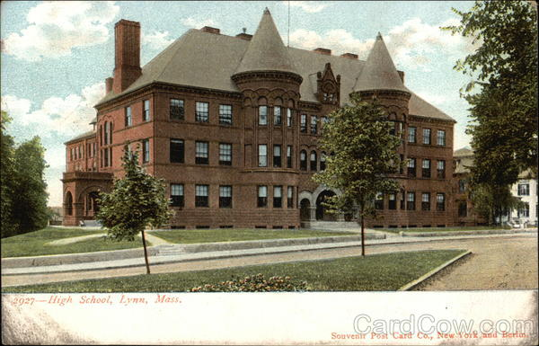 High School Lynn Massachusetts