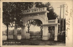 Camp Lincoln National Guard Entrance