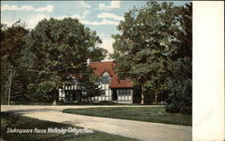 Wellesley College - Shakespeare House