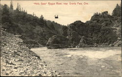 Hell's Gate - Rogue River