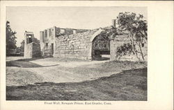 Newgate Prison - East Wall