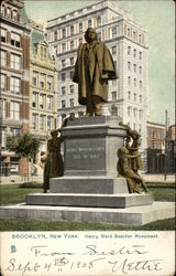 Henry Ward Beecher Monument