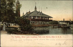 The Pavillion, Silver Lake Cuyahoga Falls
