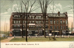 Bank and Whipple Block