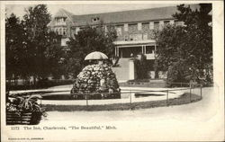 View of The Inn Postcard