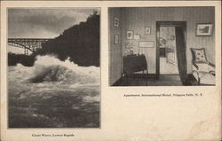 Giant Wave, Lower Rapids - Apartment, International Hotel