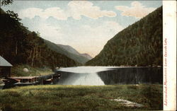 Adirondack Mountains, Lower Cascade Lake