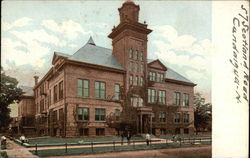 Tonawanda High School and Library