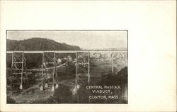 Central Mass RR Viaduct