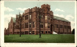 Mt. Holyoke College - Dwight Memorial, Art Building
