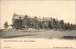 Hotel Northfield Postcard