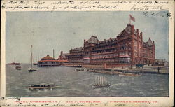 Hotel Chamberlin, George F. Adams, Manager