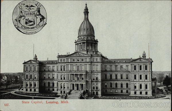 State Capitol Lansing Michigan