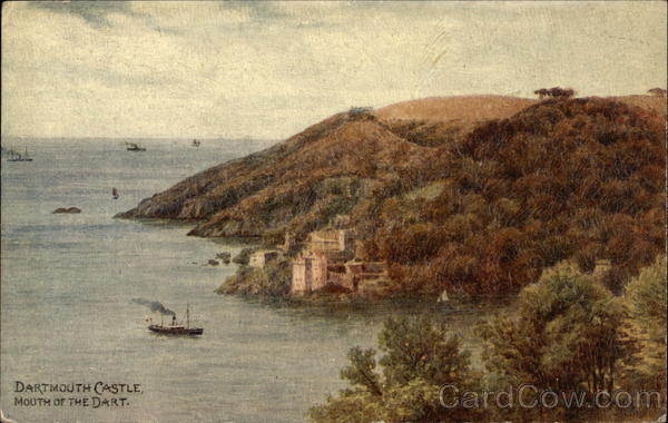 Dartmouth Castle View UK