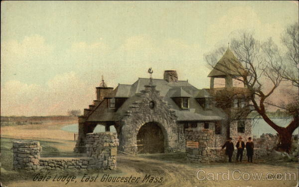 Gate Lodge East Gloucester Massachusetts
