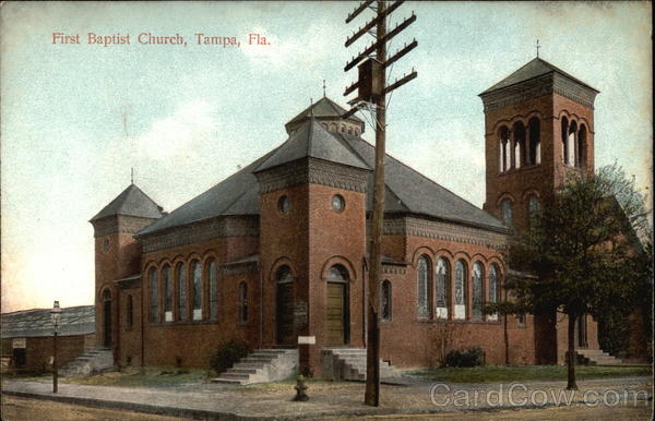 First Baptist Church Tampa Florida