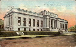 State Library Building