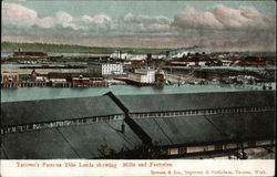 Tide Lands showing Mills and Factories