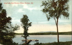 Long Lake from Harrison House