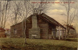 Cudson Homestead, the first house in the area