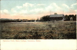 Garcelon Field, Bates College