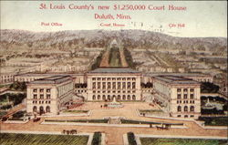 St. Louis County's New $1,250,000 Court House