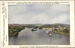 Scene on the St. Louis River