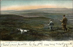 Grouse Shooting on the Moors