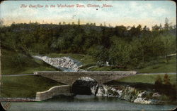 The Overflow to the Wachusett Dam