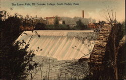 The Lower Falls, Mt. Holyoke College