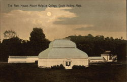 The Plant House at Mount Holyoke College