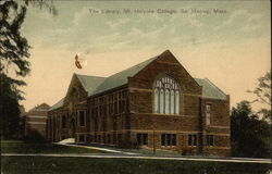 The Library at Mt. Holyoke College