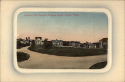 Campus, Mt. Holyoke College