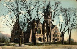 Mount Holyoke College - Mary Lyon Hall
