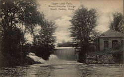 Upper Lake Falls, Mount Holyoke College