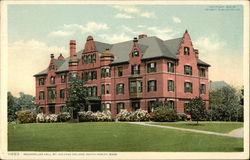 Mt. Holyoke College - Rockefeller Hall