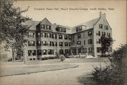 Mount Holyoke College - Elizabeth Mead Hall
