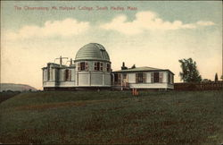 The Observatory at Mt. Holyoke College