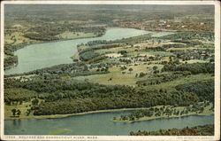 Holyoke and Connecticut River