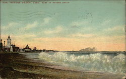 Surf at Revere Beach